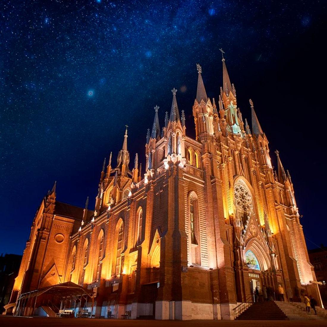 Концерт «Музыка соборов мира. Илона Биргеле (орган, Рига)» – события на сайте «Московские Сезоны»