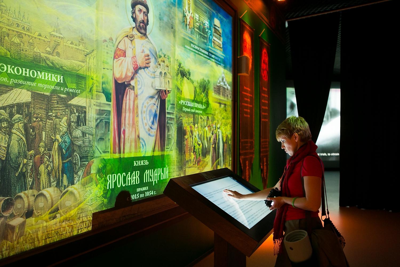 Ночь музеев в Историческом парке – события на сайте «Московские Сезоны»
