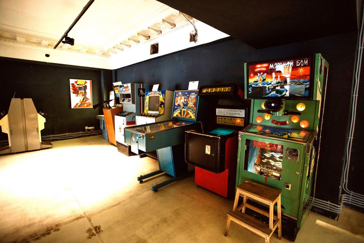 Ночь музеев в Музее советских игровых автоматов – события на сайте «Московские Сезоны»