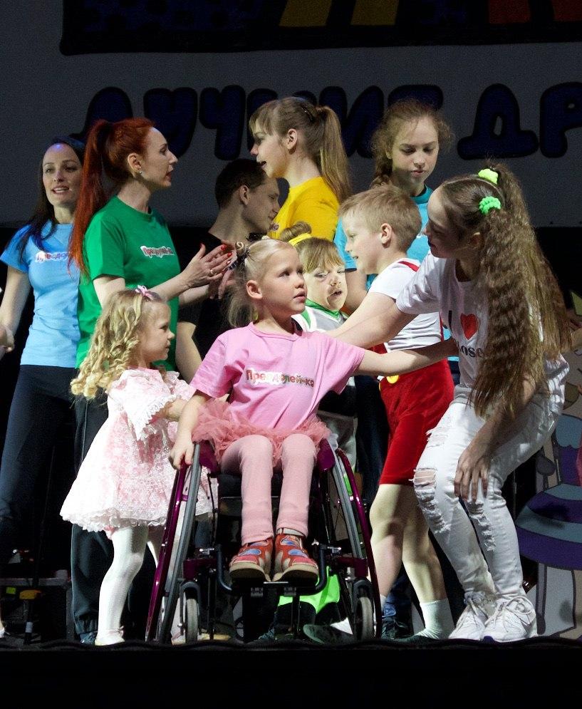 VII Благотворительный танцевальный марафон – события на сайте «Московские Сезоны»