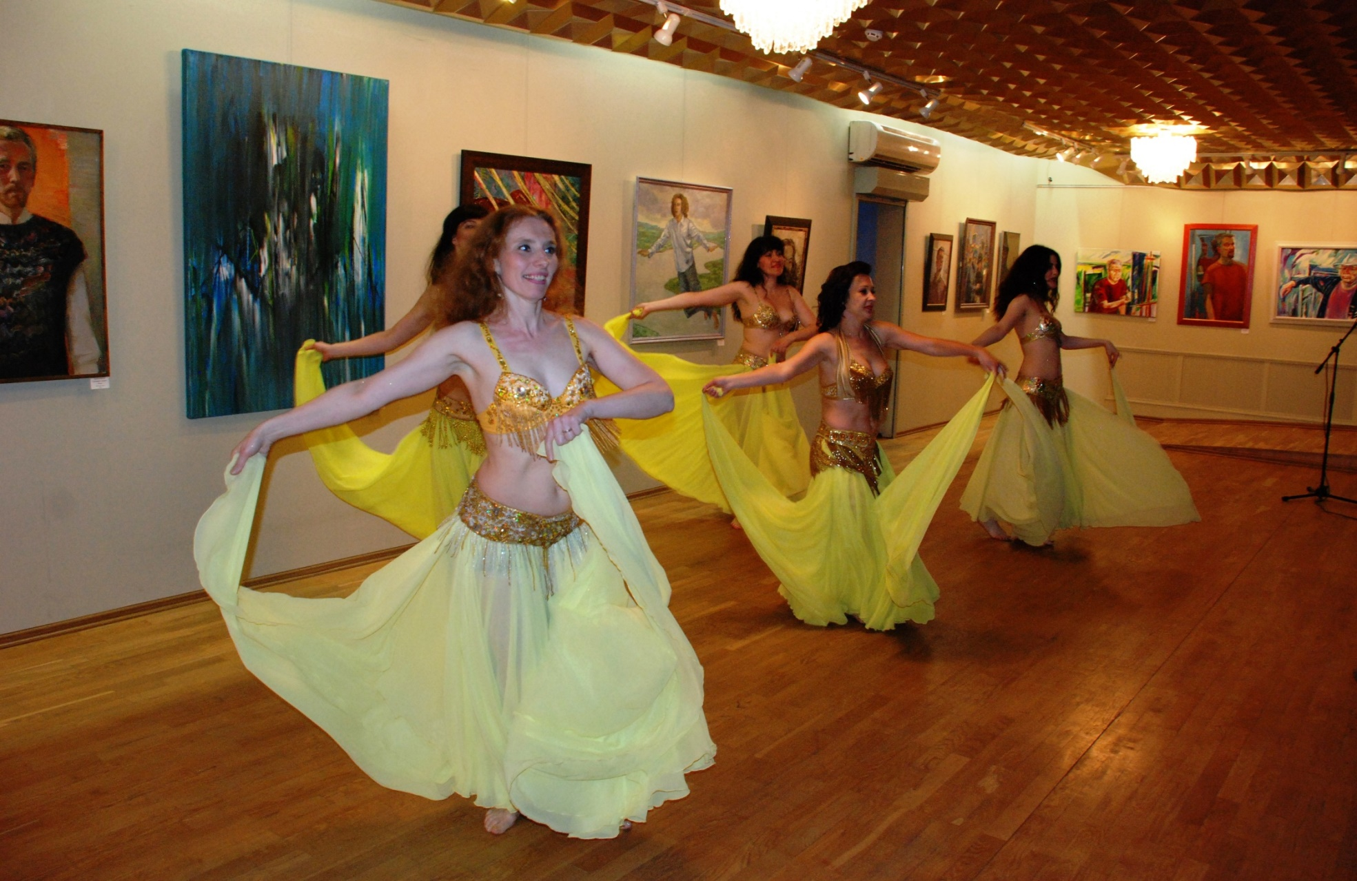 Ночь музеев в Выставочном зале «Тушино» – события на сайте «Московские Сезоны»
