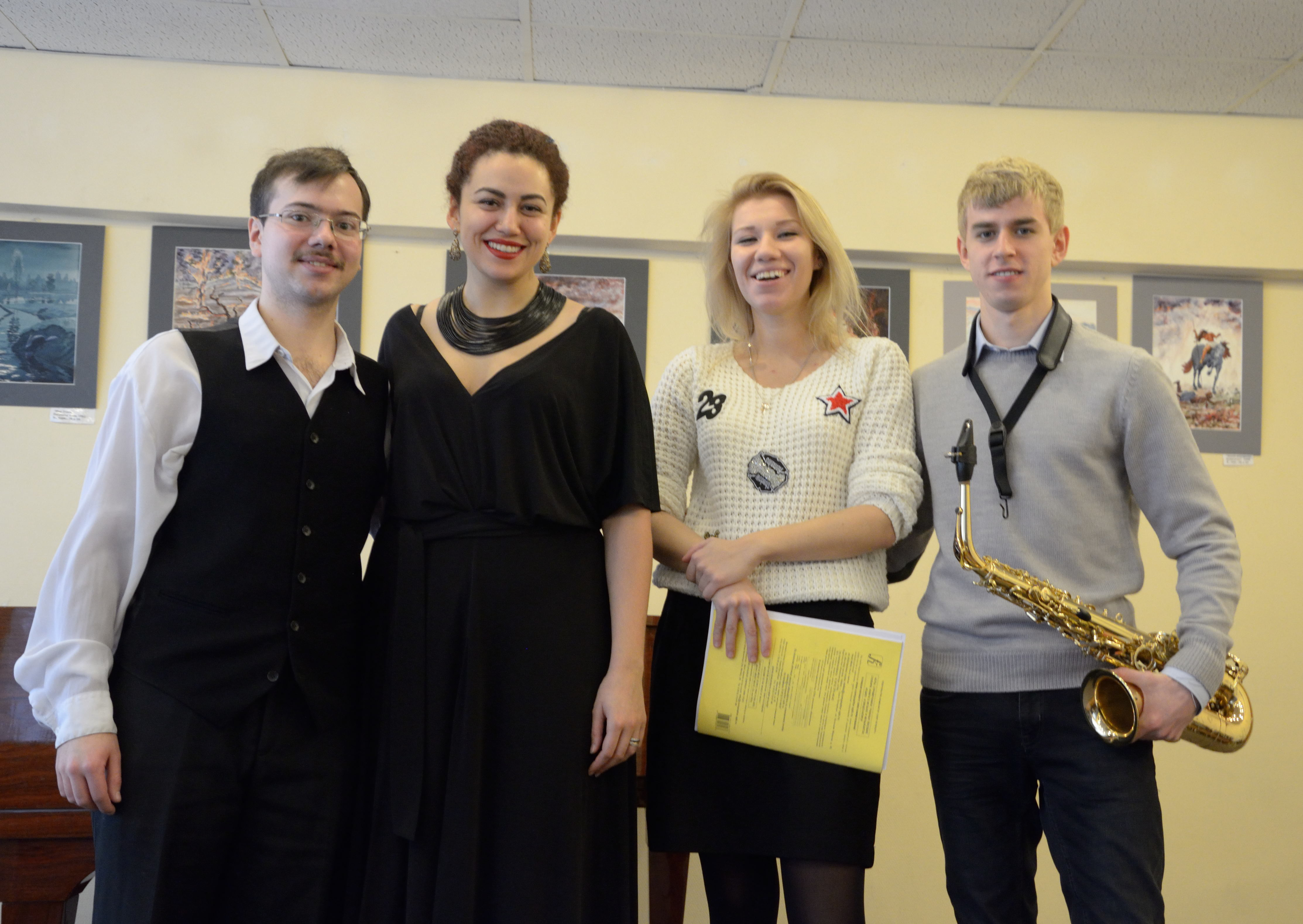 Лекция-концерт «Вокал как сольное, ансамблевое и театральное направление в музыке» – события на сайте «Московские Сезоны»