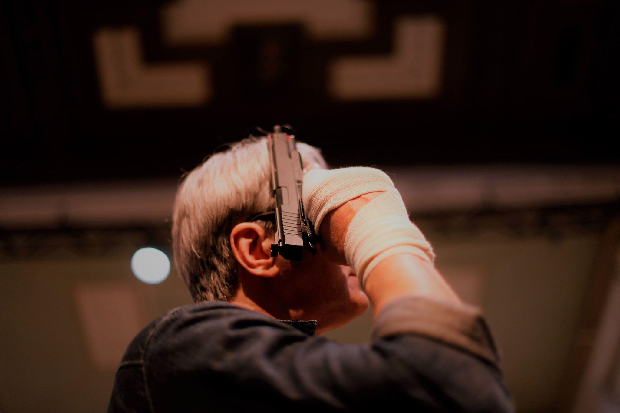 Спектакль «Однорукий из Спокана» – события на сайте «Московские Сезоны»