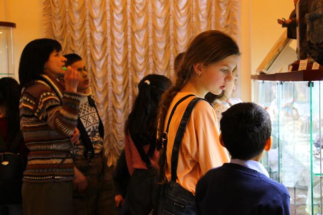 Ночь музеев в Геологическом музее им. В. И. Вернадского РАН – события на сайте «Московские Сезоны»