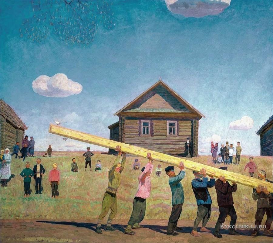Выставка произведений Валентина Сидорова – события на сайте «Московские  Сезоны»