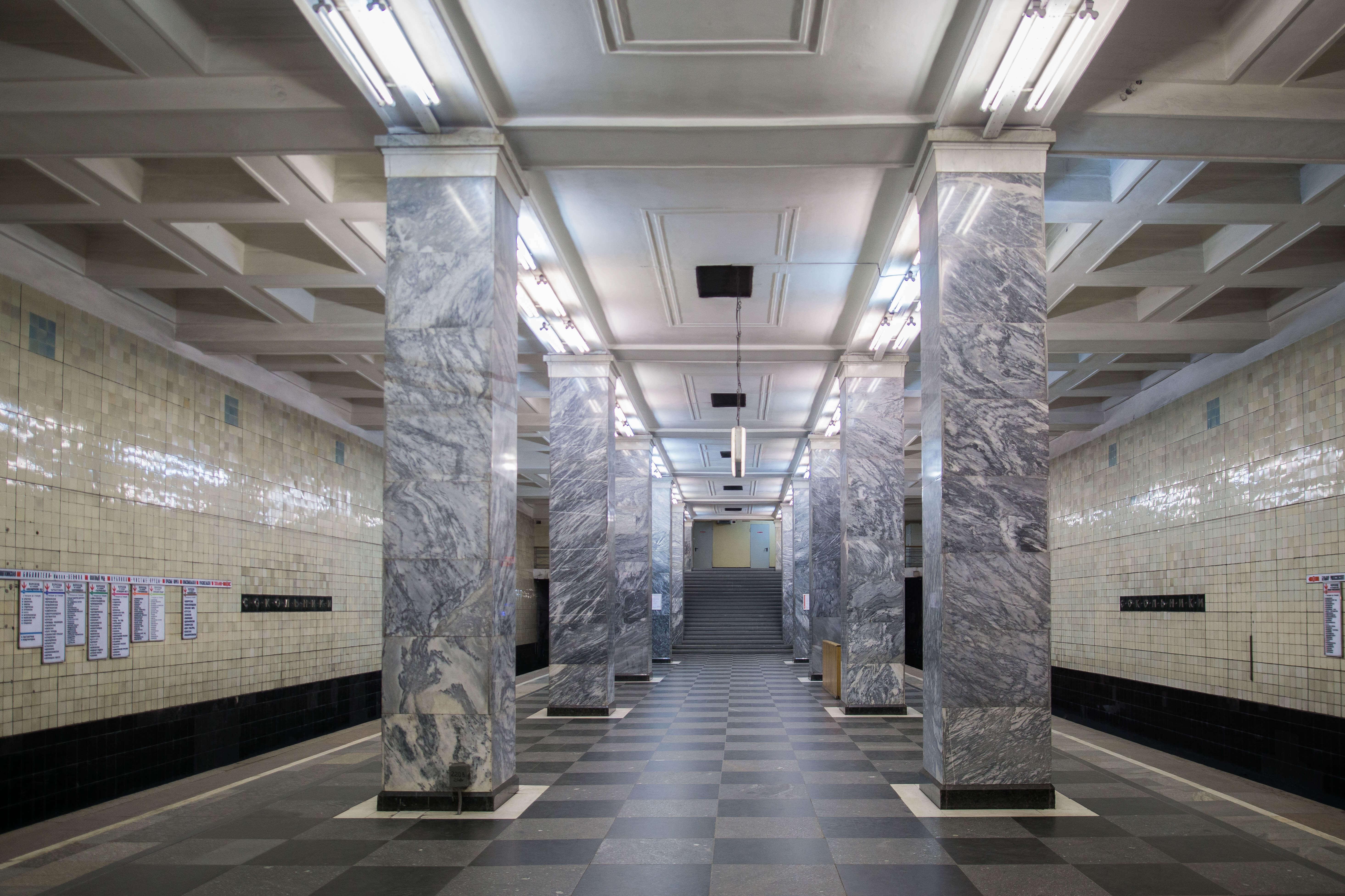 Иммерсивный спектакль-променад «Есть метро!» – события на сайте «Московские Сезоны»