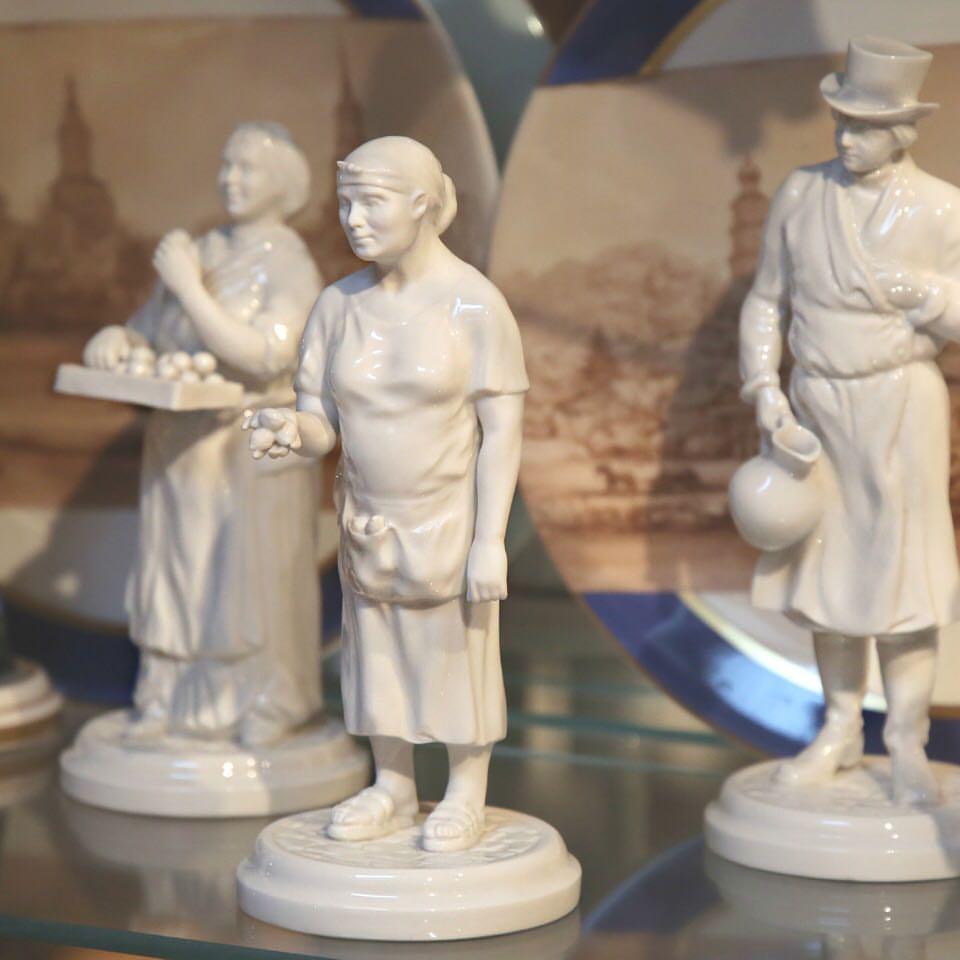 Ночь музеев в фарфоровой мастерской Игоря Клименкова – события на сайте «Московские Сезоны»