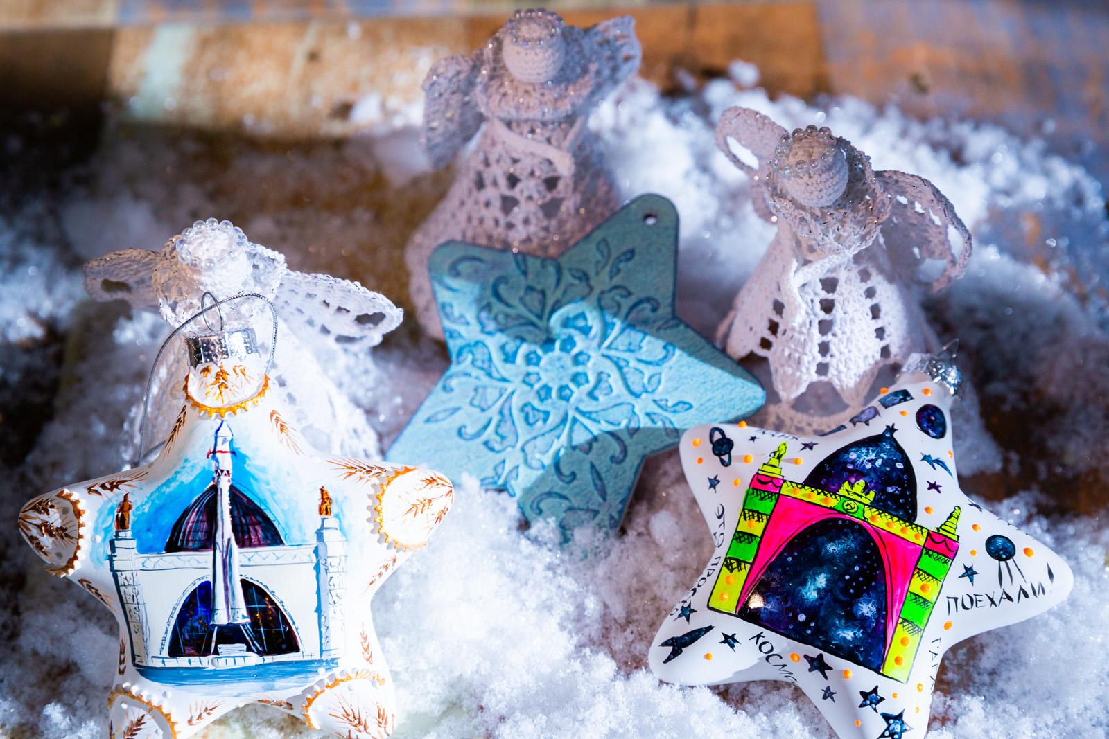 Ночь искусств в мастерской елочных игрушек – события на сайте «Московские Сезоны»