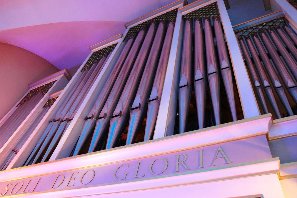 Весенний органный концерт – события на сайте «Московские Сезоны»
