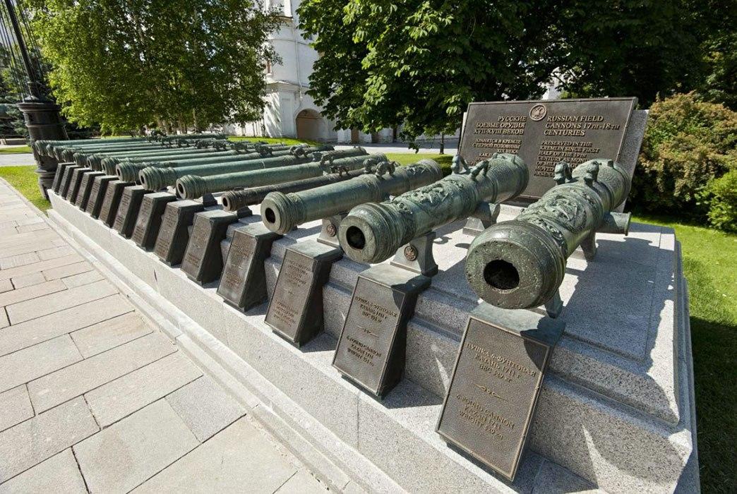 Собрание артиллерии Музеев Московского Кремля – события на сайте «Московские Сезоны»