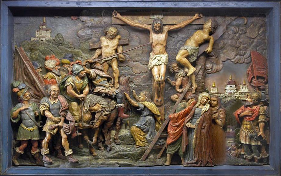 Выставка «Русская деревянная скульптура XV–XIX веков» – события на сайте «Московские Сезоны»