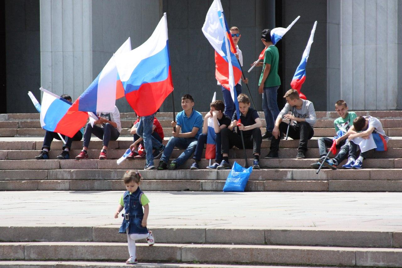 Праздник «День России» – события на сайте «Московские Сезоны»