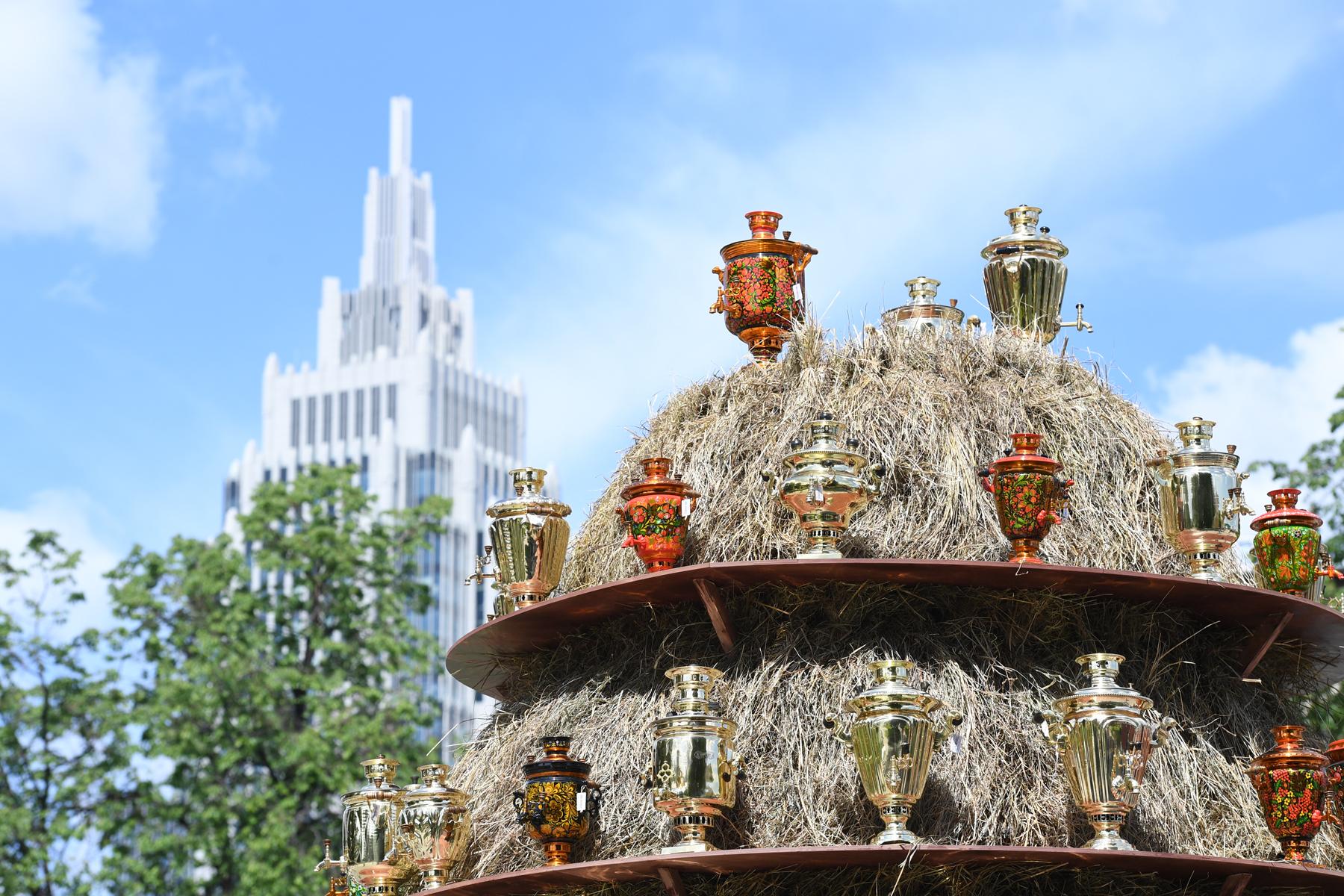 Фестиваль «Самоварфест» – события на сайте «Московские Сезоны»