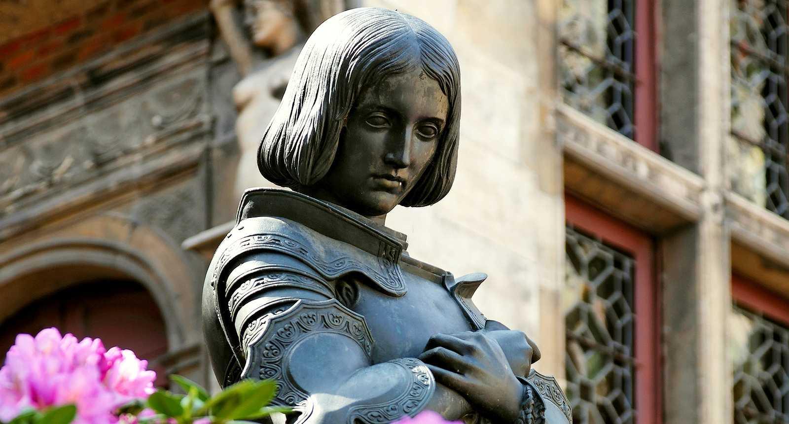 Лекция «Жанна д'Арк. Героическое в истории и в жизни» – события на сайте «Московские Сезоны»