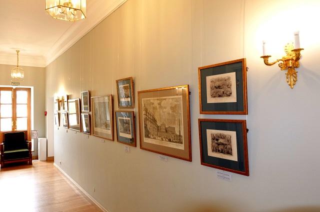 Выставка «Вам сплошь Европа вся из края в край знакома…» – события на сайте «Московские Сезоны»