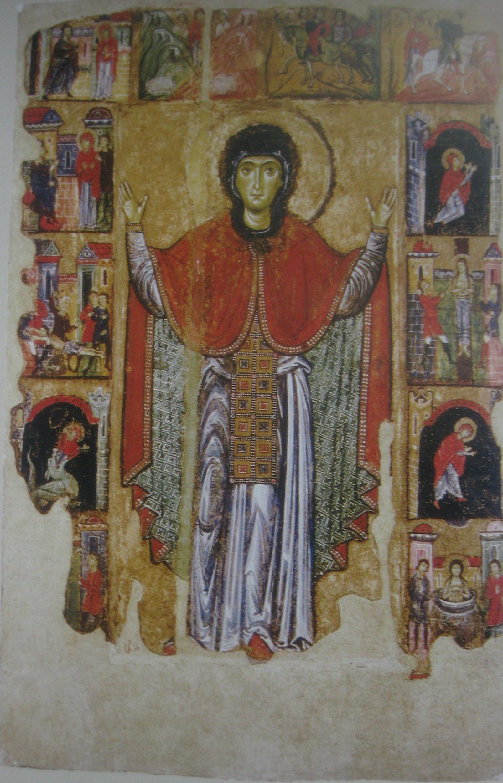 Круглый стол «Христианское искусство на Востоке и на Западе в Средние века. Механизм функционирования в системе культуры» – события на сайте «Московские Сезоны»