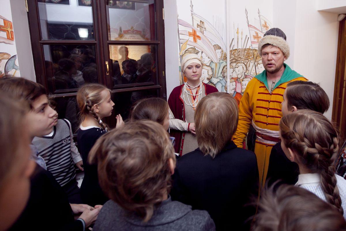 Ночь музеев в музее «Стрелецкие палаты» – события на сайте «Московские Сезоны»