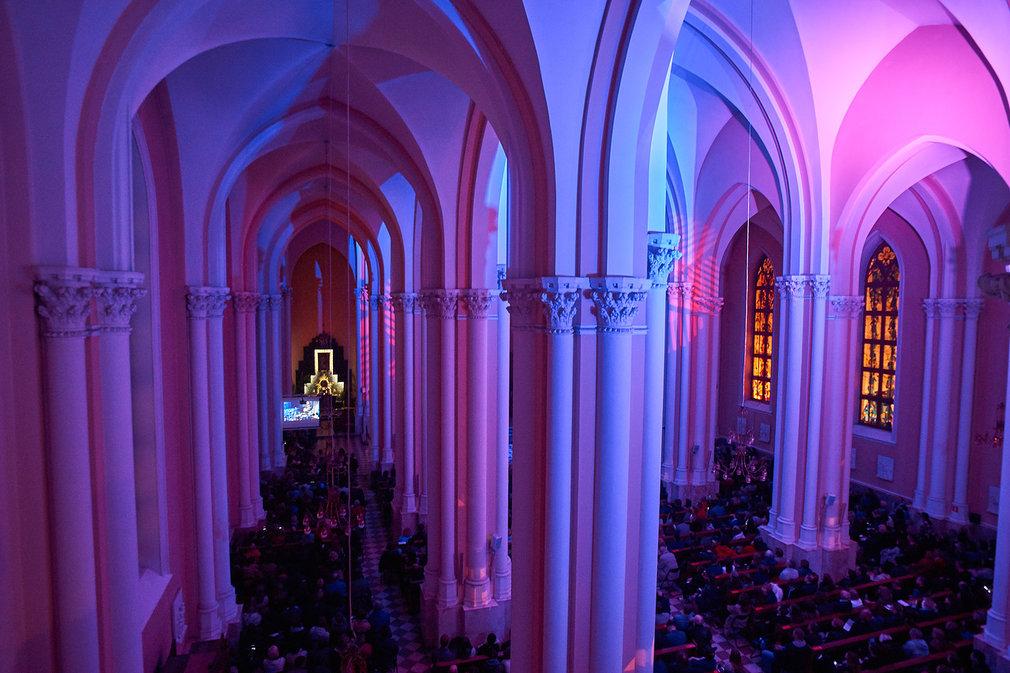 Концерт «Ночь музыки в Соборе. Орган и саксофон» – события на сайте «Московские Сезоны»