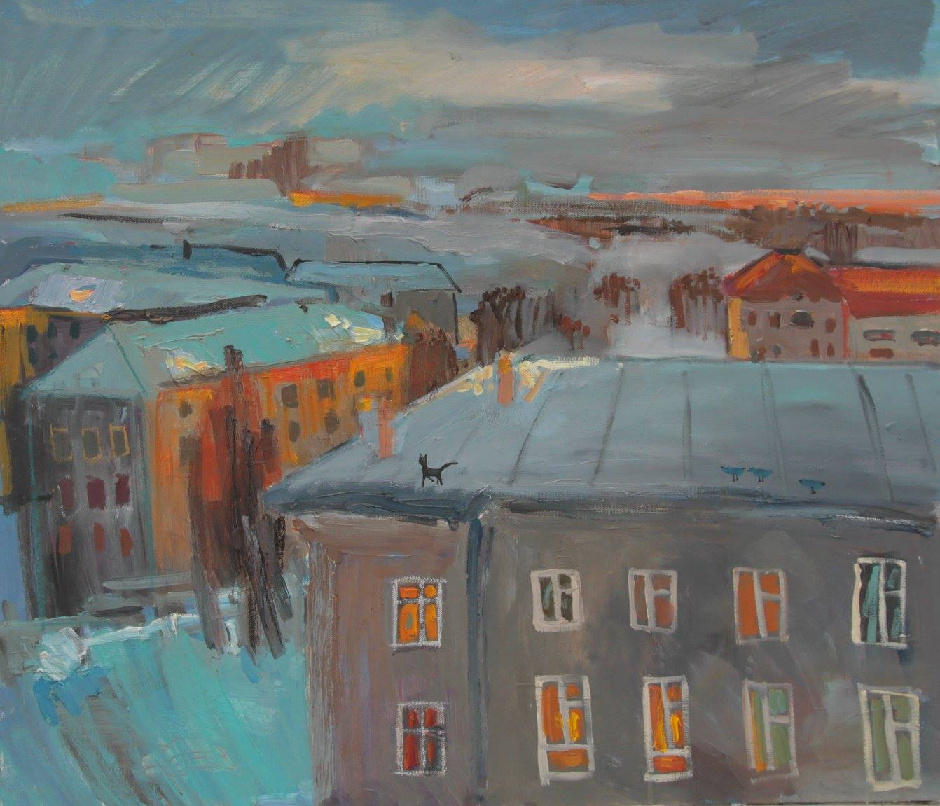 Выставка Street stories – события на сайте «Московские Сезоны»