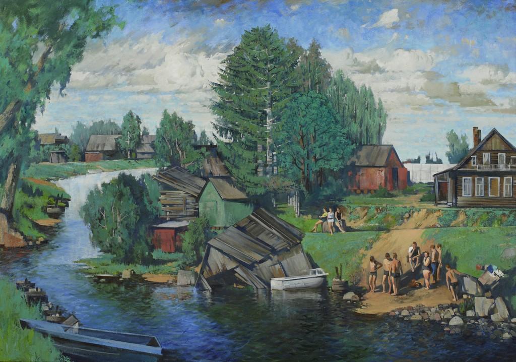 Выставка «Десять лет в России» – события на сайте «Московские Сезоны»