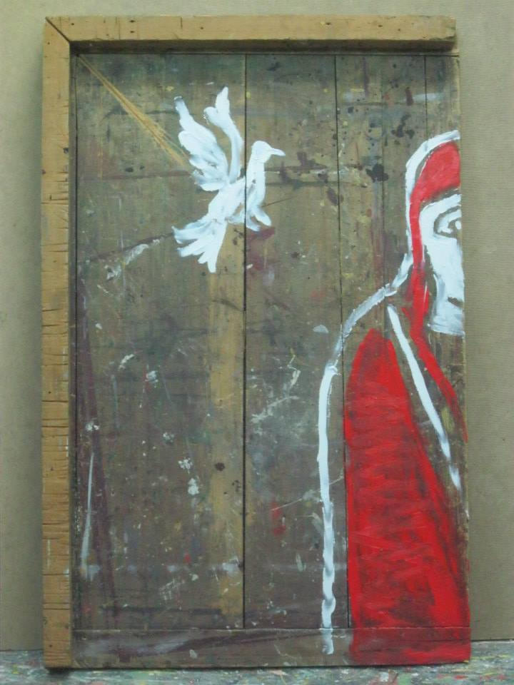 Выставка «Павел Боркунов. Многолико» – события на сайте «Московские Сезоны»