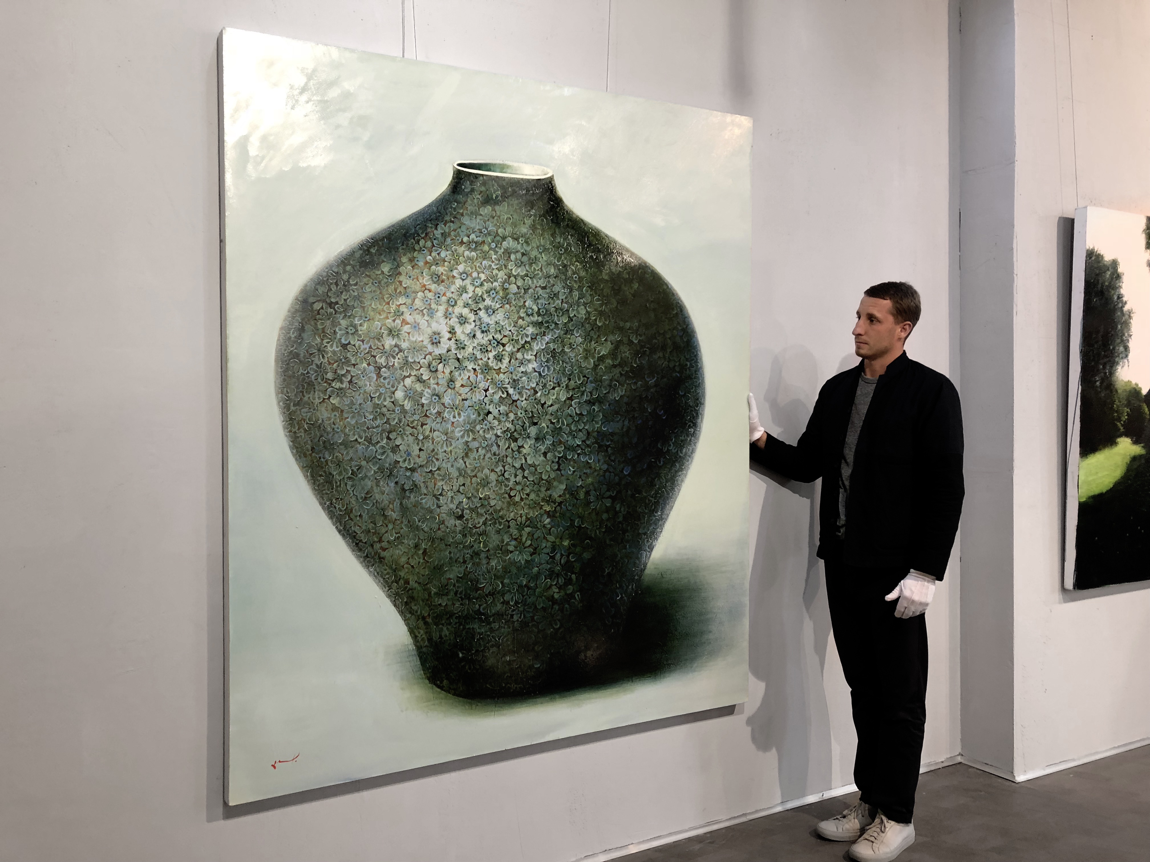 Персональная выставка Константина Тотибадзе – события на сайте «Московские Сезоны»