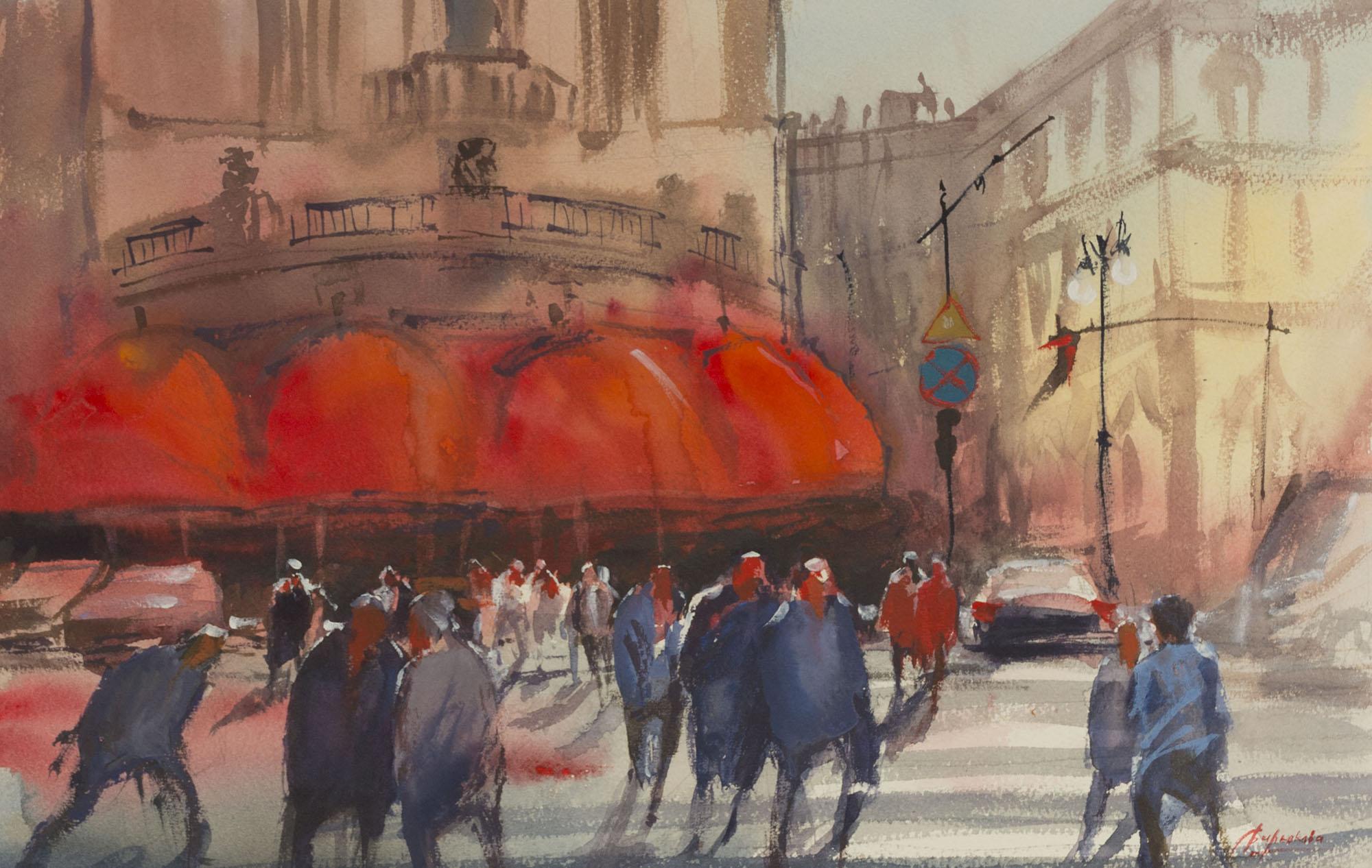 Городская сетевая акция «Московский пленэр» – события на сайте «Московские Сезоны»