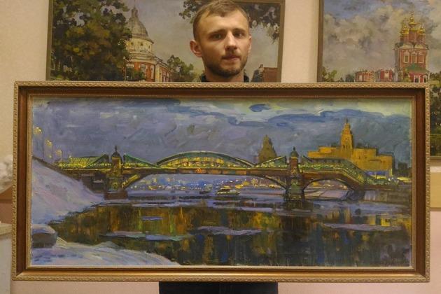 Выставка «Пленэр в городе. Пейзажная живопись» – события на сайте «Московские Сезоны»