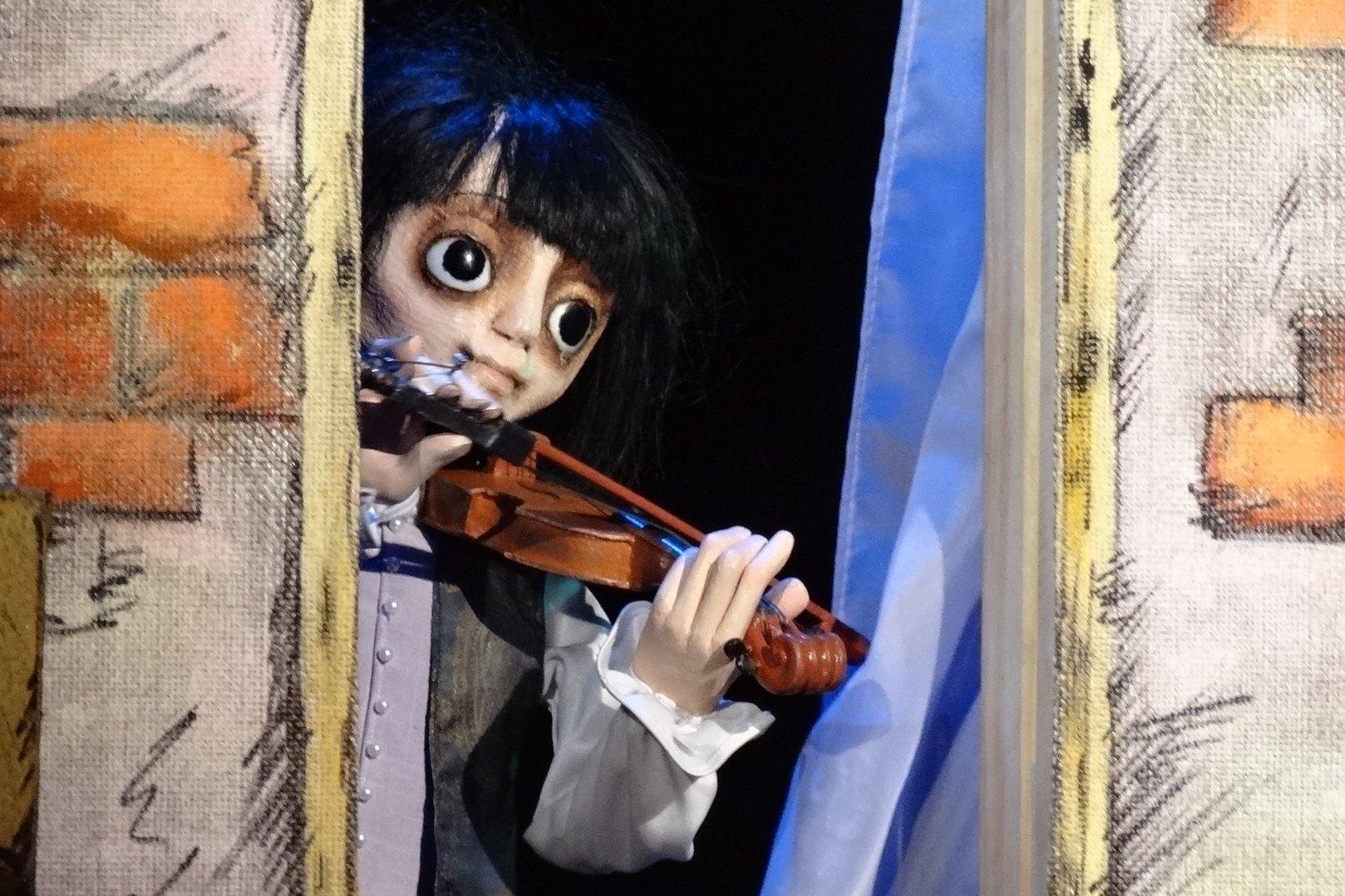 Спектакль «Венецианское адажио, или Кот, который жил в водосточной трубе» – события на сайте «Московские Сезоны»