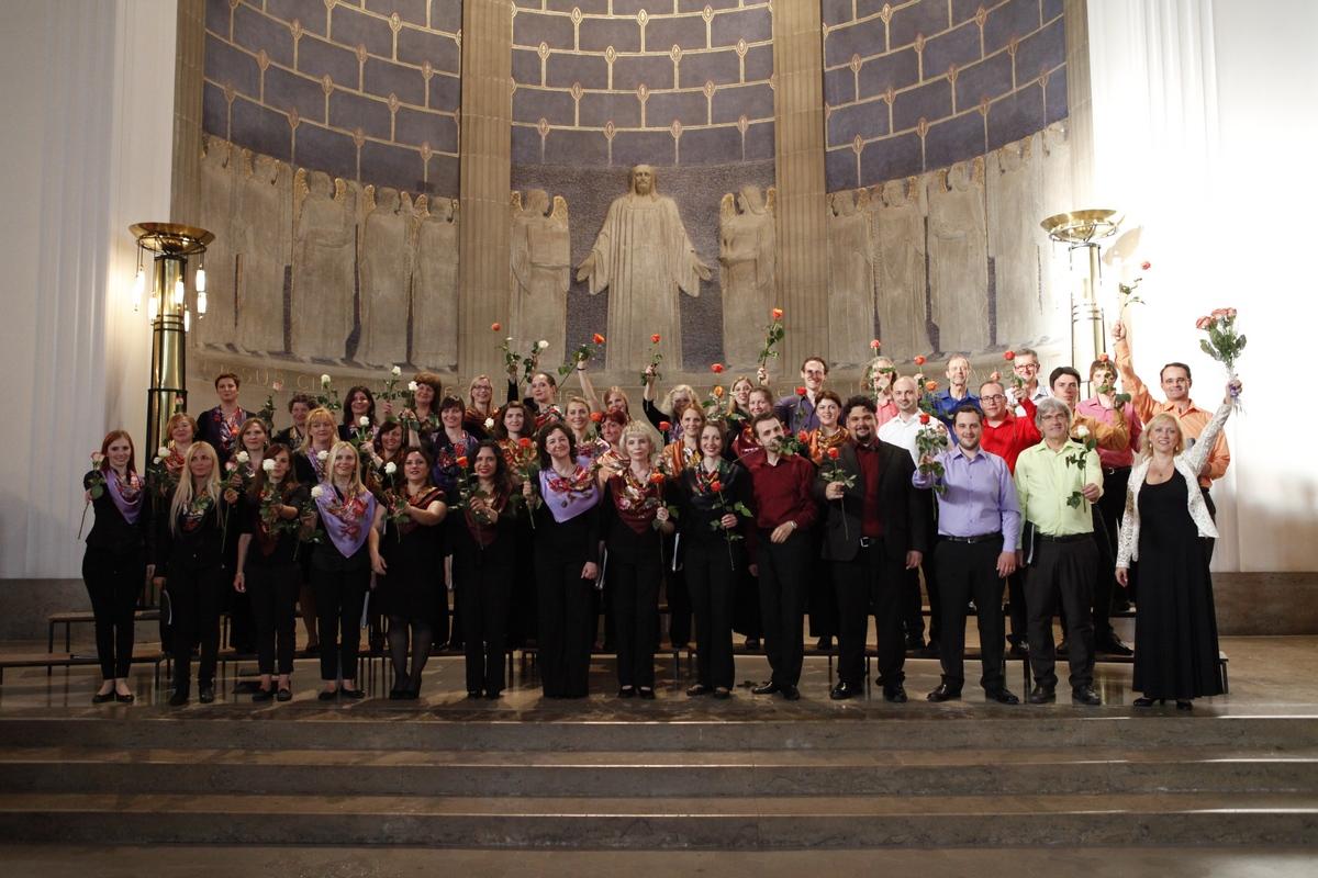 Концерт Русского хора «Белые ночи» из Цюриха – события на сайте «Московские Сезоны»