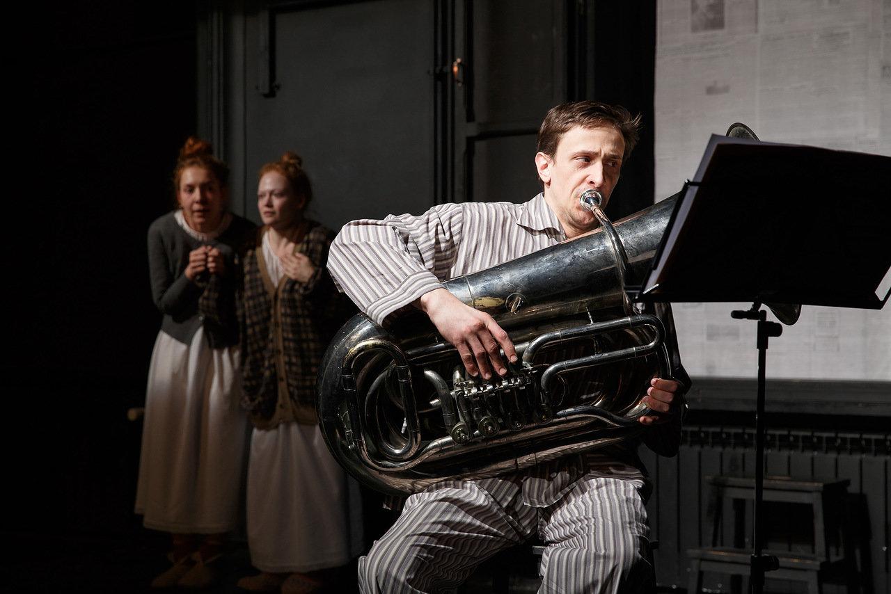 Спектакль «Самоубийца» – события на сайте «Московские Сезоны»