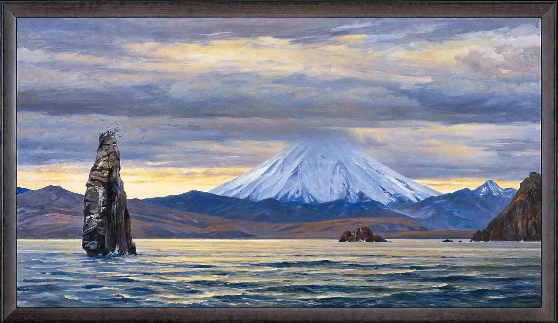 Выставка «Море...» – события на сайте «Московские Сезоны»