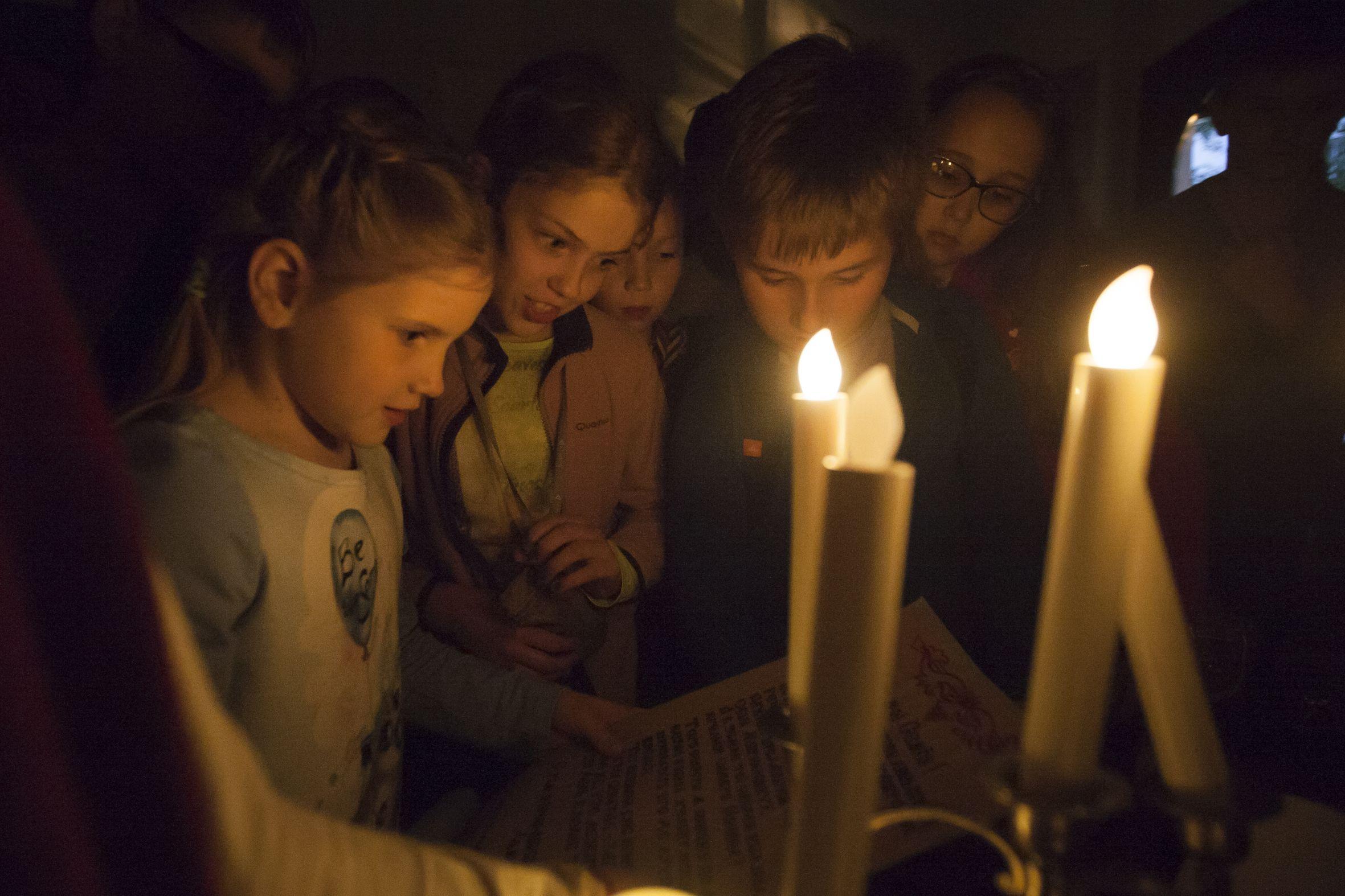Интерактивная программа «В поисках сокровищ Ивана Грозного» – события на сайте «Московские Сезоны»