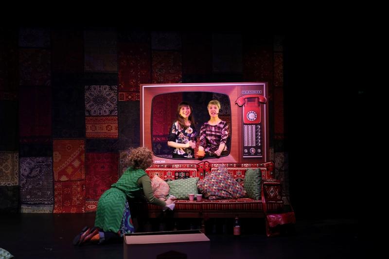 Спектакль «Конрад, или Ребёнок из консервной банки» – события на сайте «Московские Сезоны»