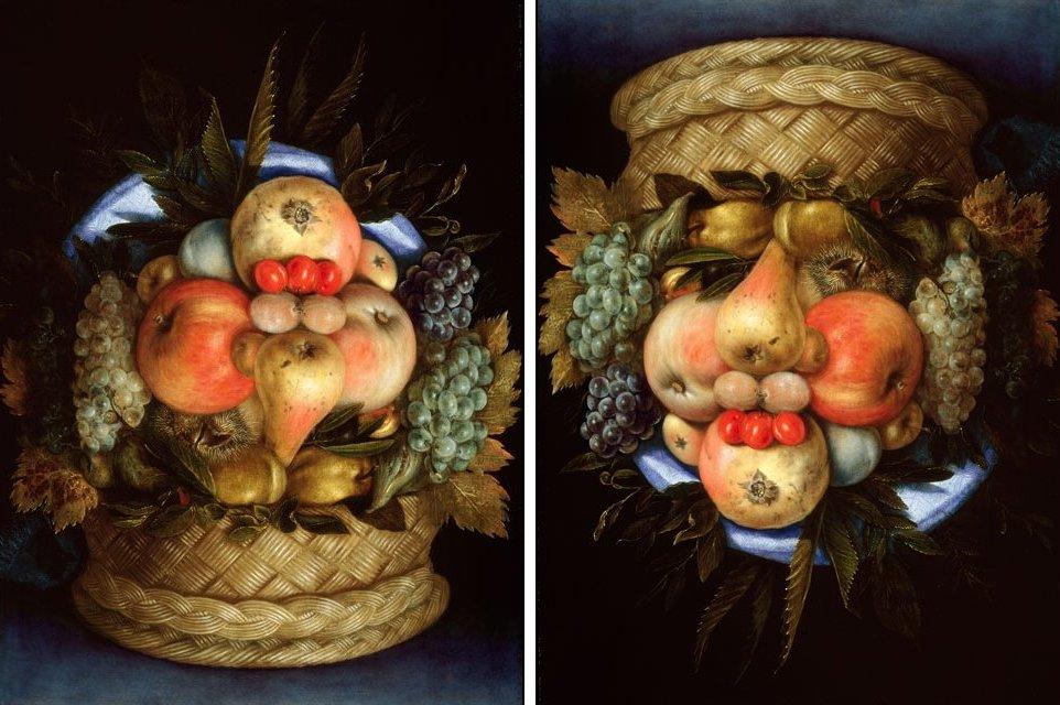 Выставка «Джузеппе Арчимбольдо. Овощи и фрукты» – события на сайте «Московские Сезоны»