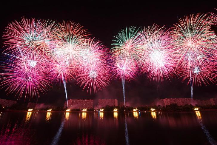 Международный фестиваль фейерверков «Ростех» – события на сайте «Московские Сезоны»