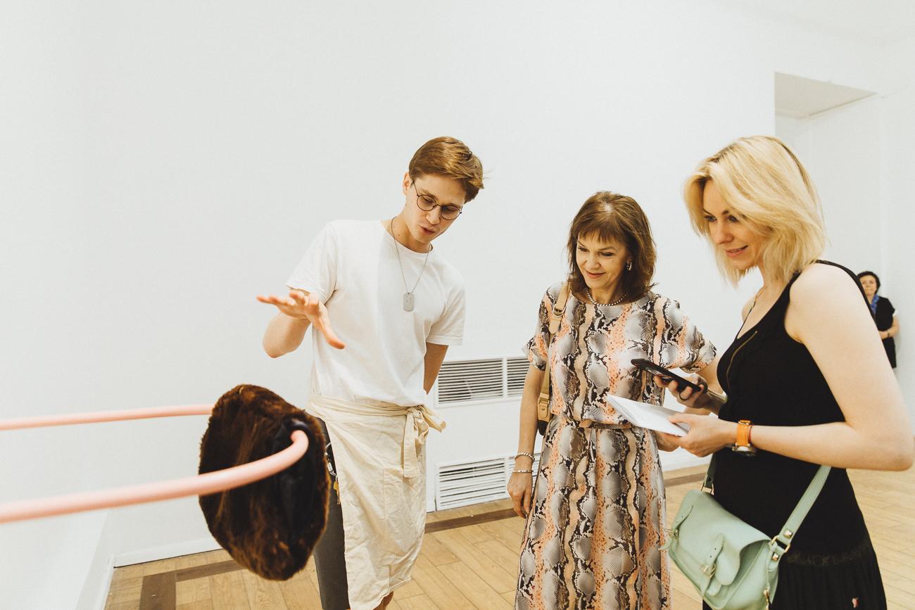 Проект «Генеральная репетиция. Представление в трех актах. Работы из коллекций V-A-C, MMOMA, KADIST» – события на сайте «Московские Сезоны»