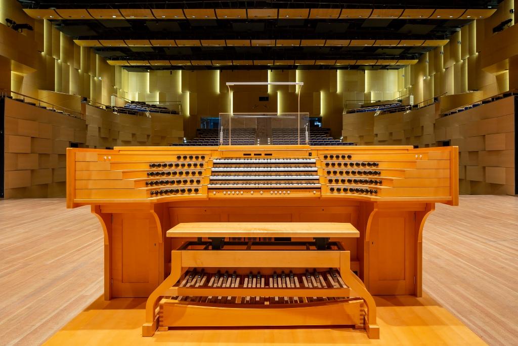 Открытие органа в «Филармонии-2» – события на сайте «Московские Сезоны»