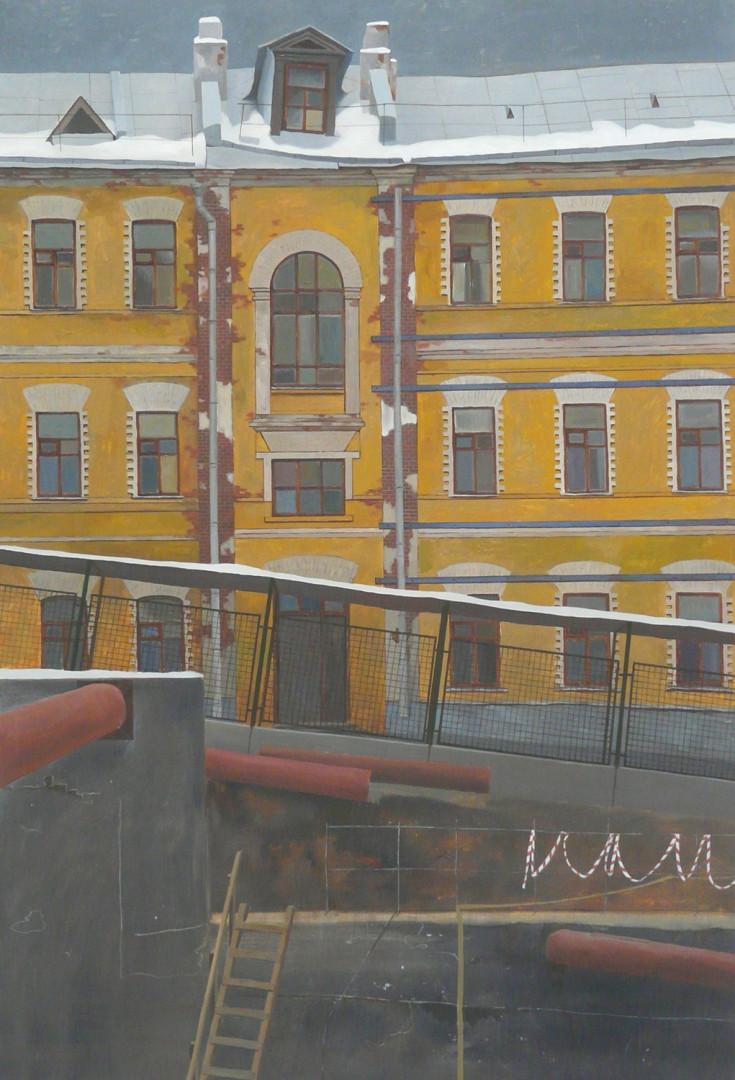 Выставком региональной выставки МОСХ России «Художники – Москве» – события на сайте «Московские Сезоны»