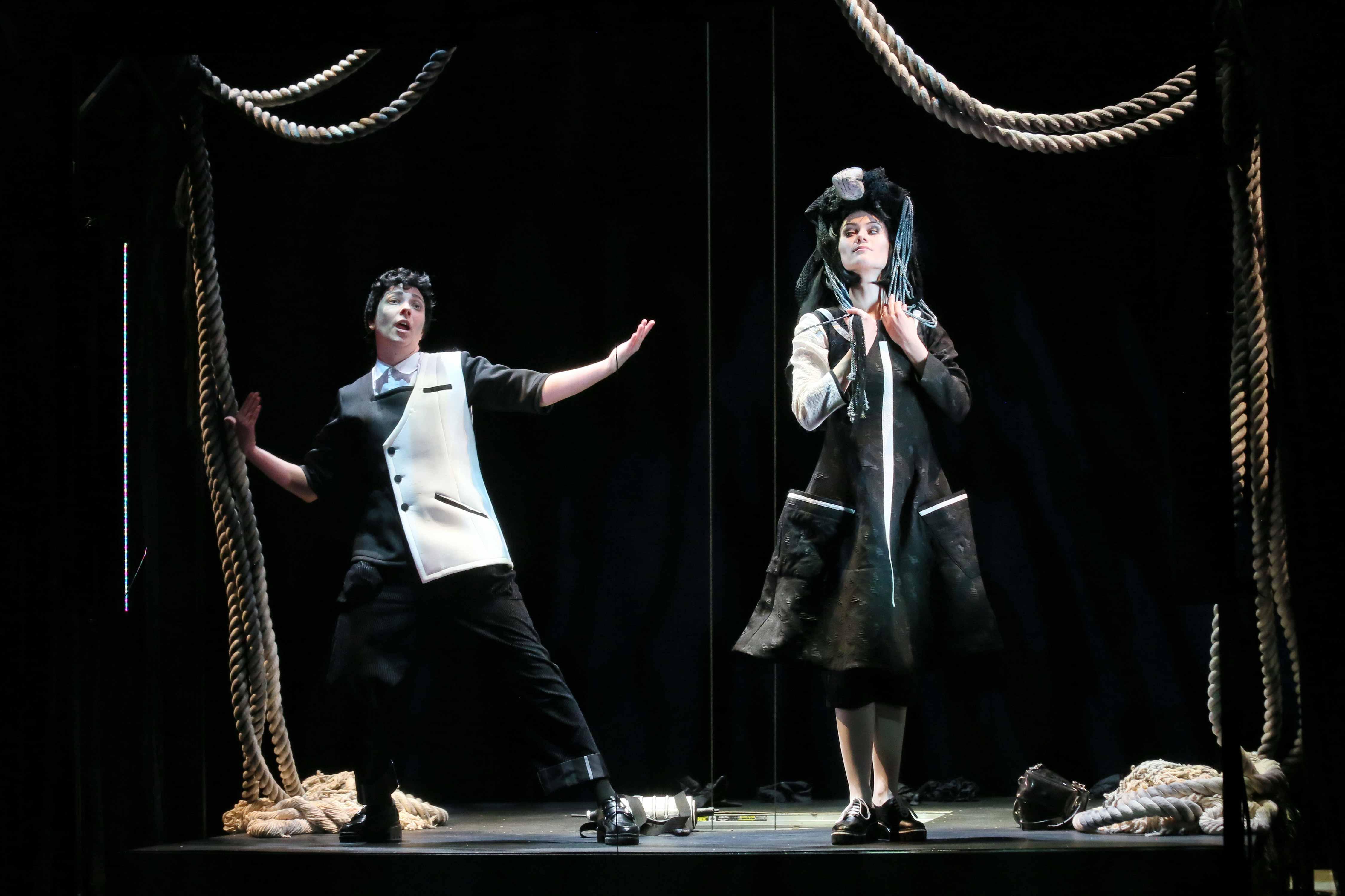 Опера «Лес, ведьма и горящий шкаф» – события на сайте «Московские Сезоны»