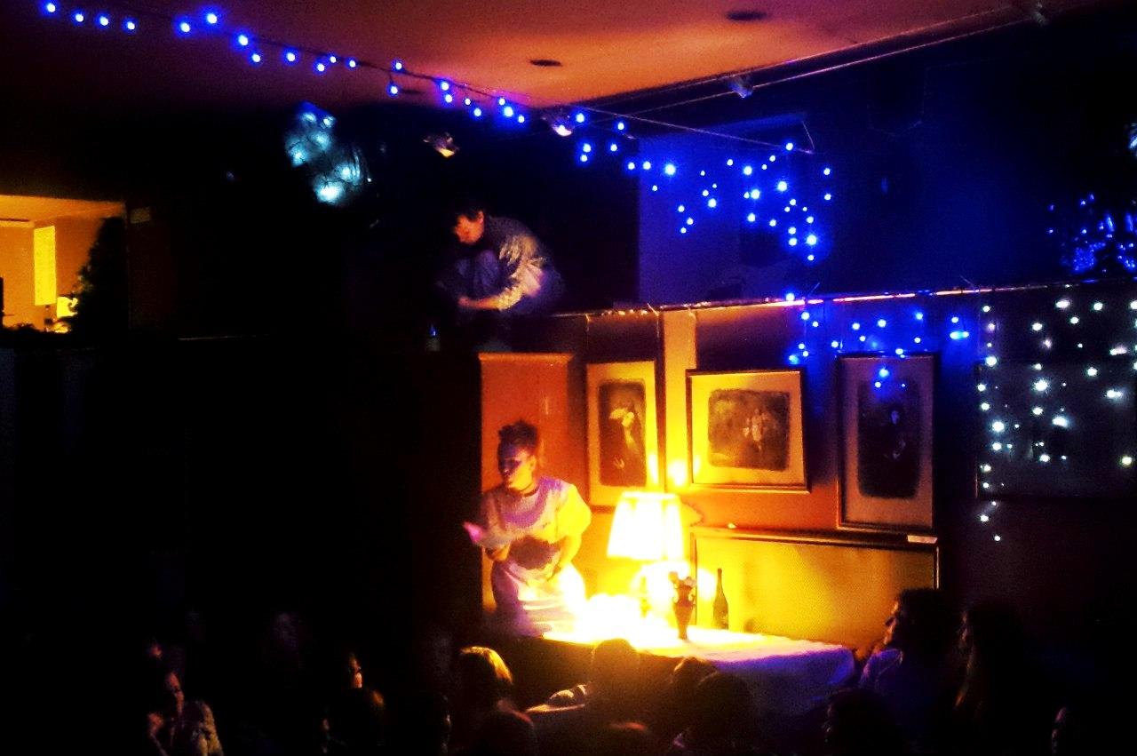 Ночь Кино в «Булгаковском доме» – события на сайте «Московские Сезоны»