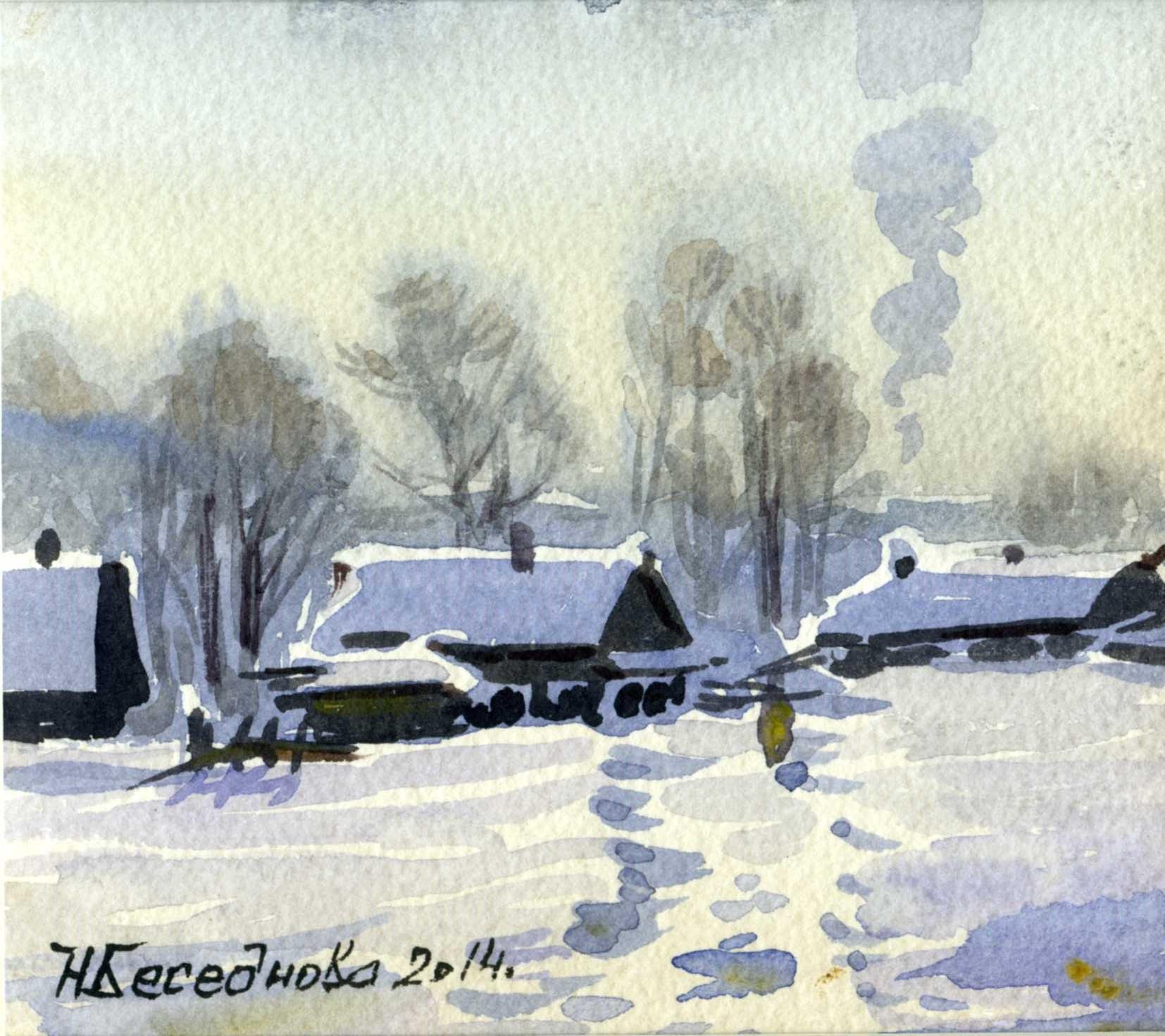 Выставка «Акварельная живопись» – события на сайте «Московские Сезоны»