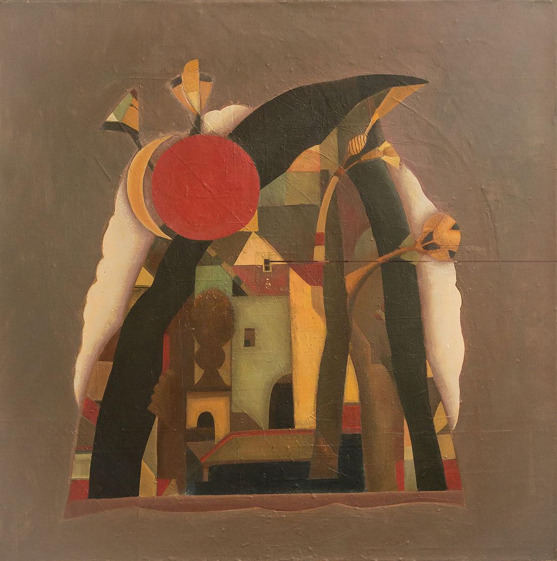 Выставка произведений Валерия Башенина – события на сайте «Московские Сезоны»