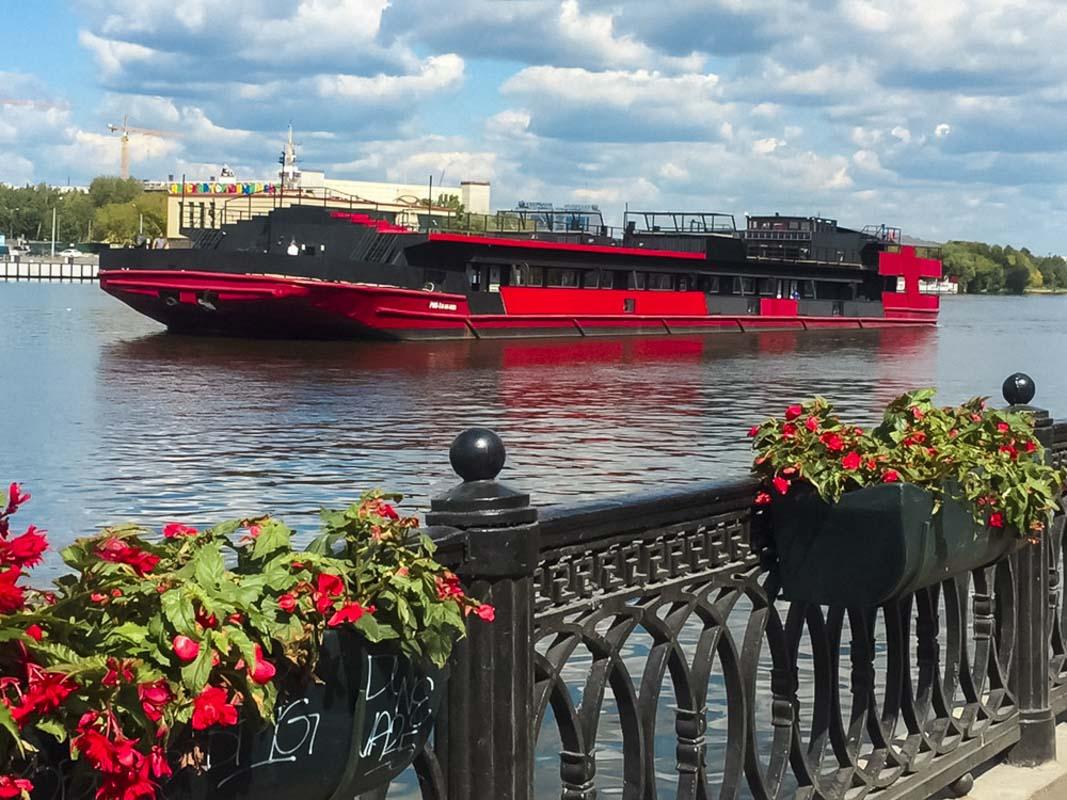 Прогулка по Москве-реке в День города – события на сайте «Московские Сезоны»
