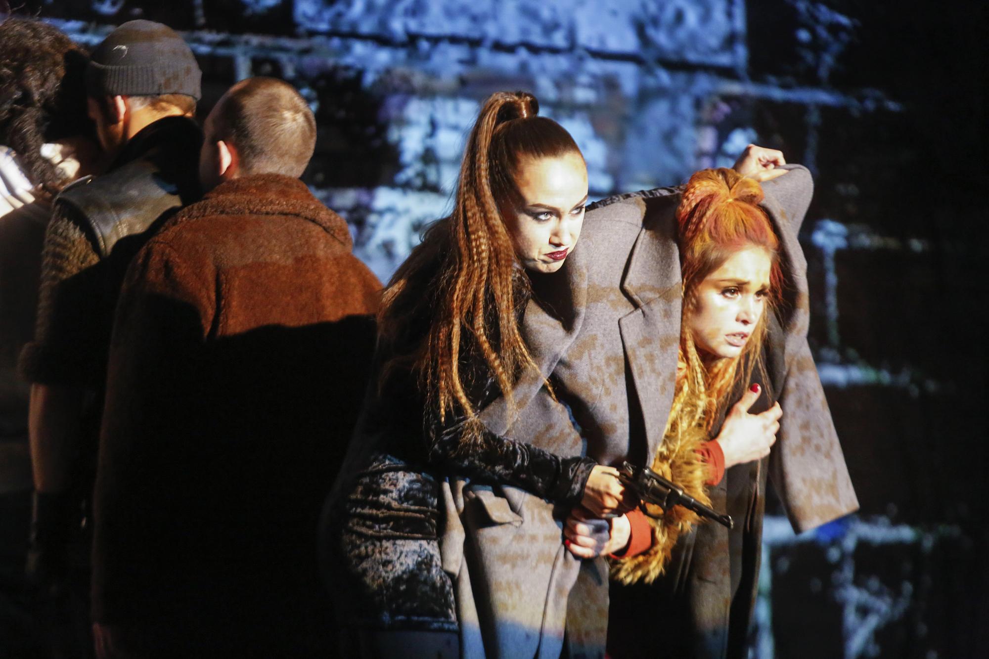 Спектакль «Каштанка» – события на сайте «Московские Сезоны»