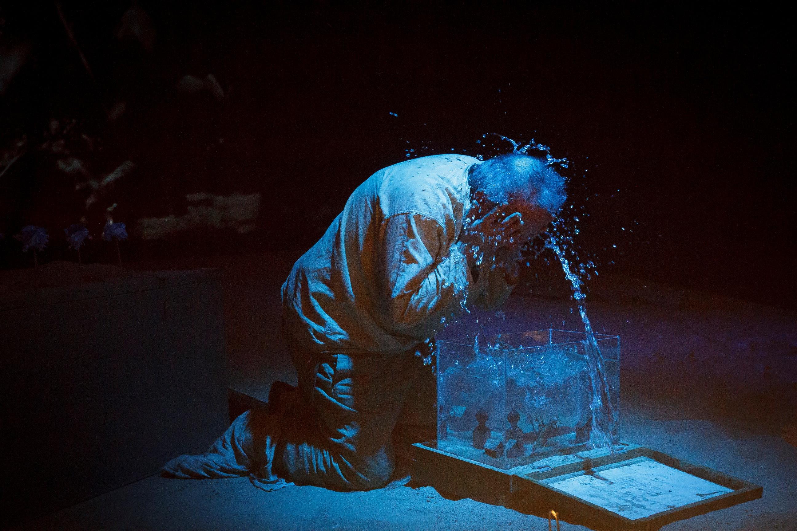 Спектакль «Синяя-синяя» – события на сайте «Московские Сезоны»
