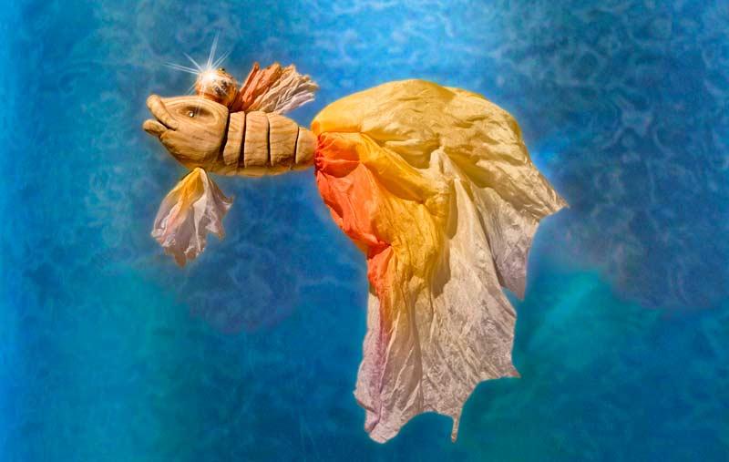 Спектакль «Сказка о рыбаке и рыбке» – события на сайте «Московские Сезоны»