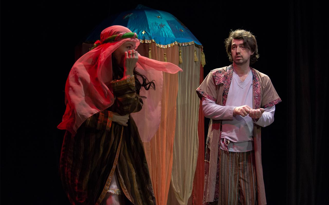 Спектакль «Волшебная лампа Аладдина» – события на сайте «Московские Сезоны»