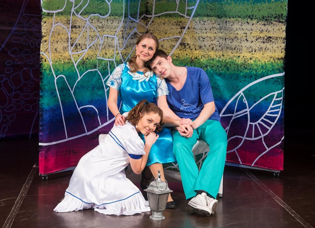 Спектакль «Синяя птица» – события на сайте «Московские Сезоны»