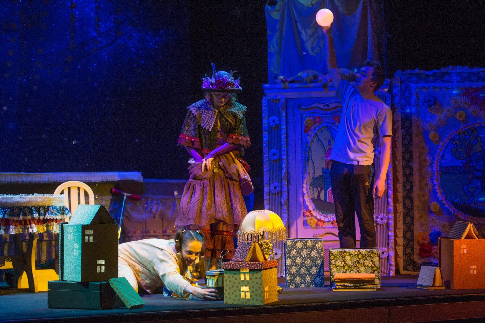 Спектакль «Синяя птица» в Театре Образцова – события на сайте «Московские Сезоны»
